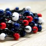 Boho Style Crochet Wrap Bracelet, R..