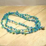 Boho Wrap Bracelet, Summer Jewelry,..